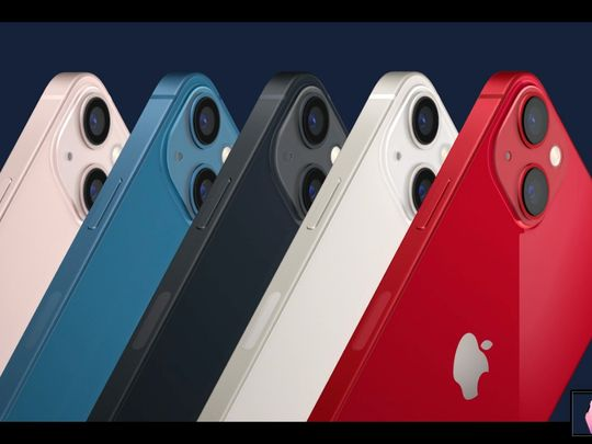 iPhones and Apple prods