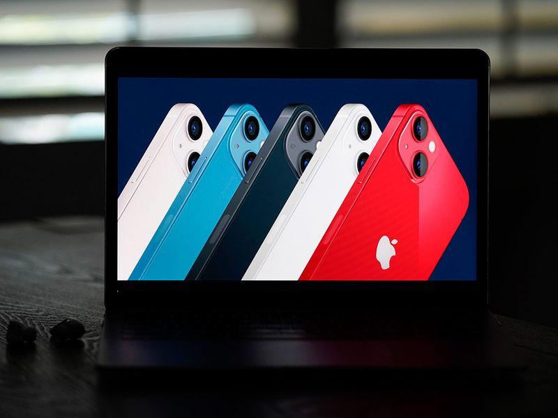 Stock - Apple launch