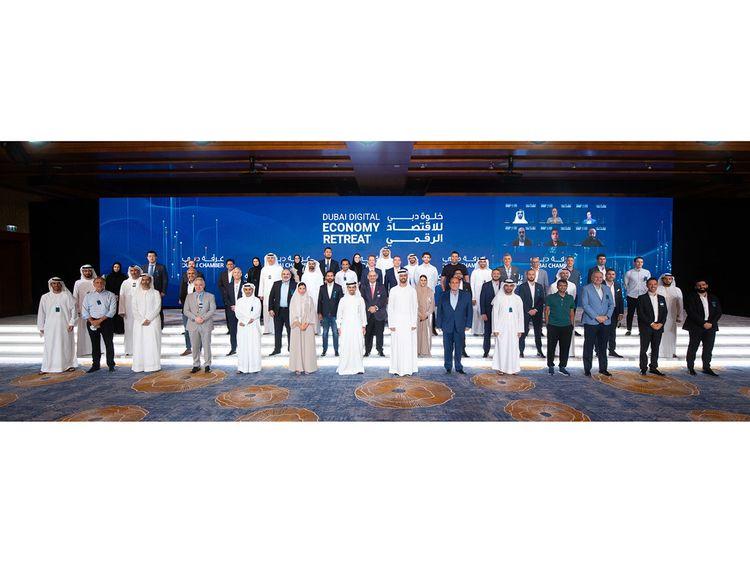 Stock - Dubai Economy