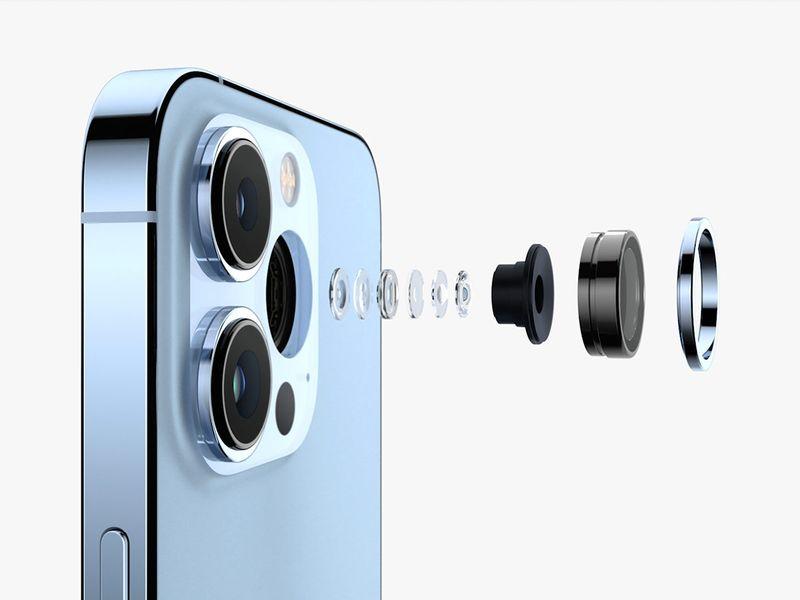 Stock - iPhone 13