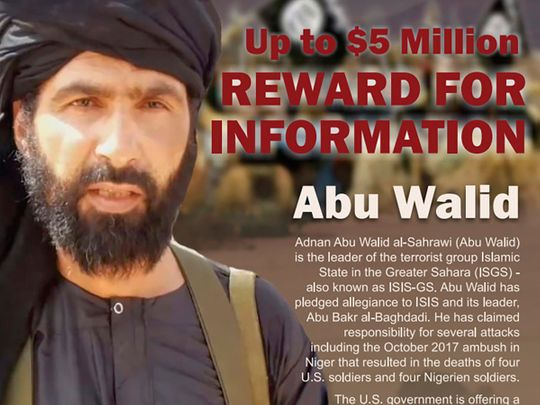 210916 Daesh leader