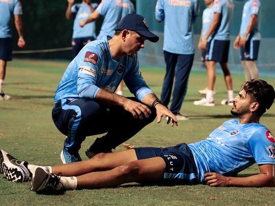 IPL - Ponting & Iyer