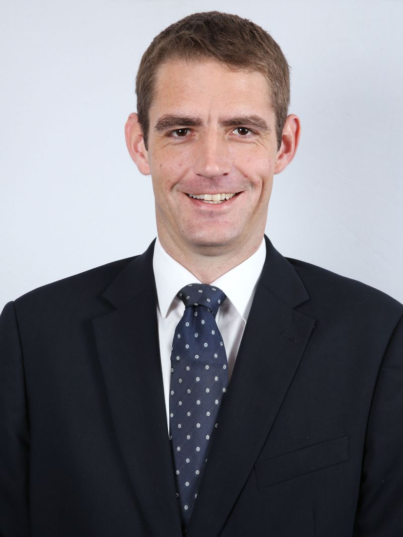 Stock - David Clifton of Hill International