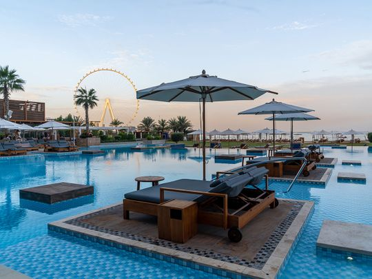Stock - Dubai Hotel (Rixos)