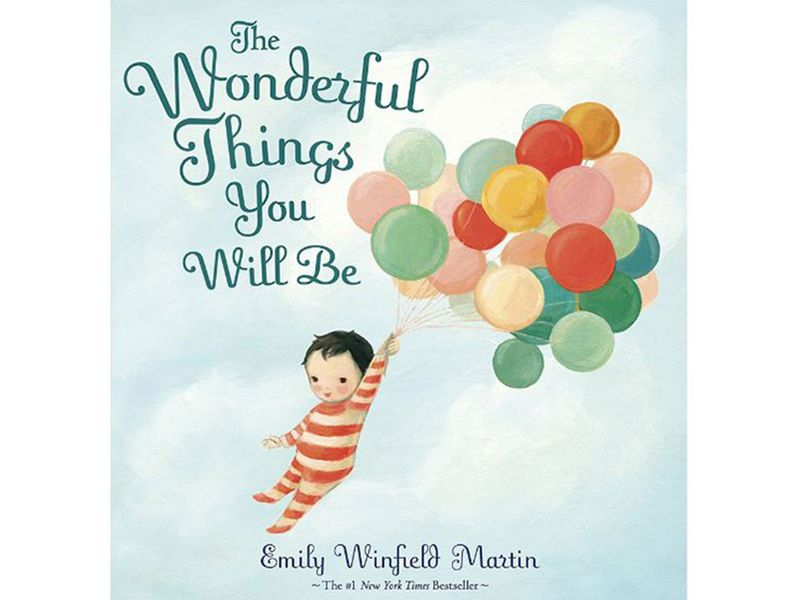 THE WONDERFUL THINGS YOU'LL BE