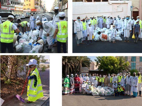 Bohra Dubai cleanup