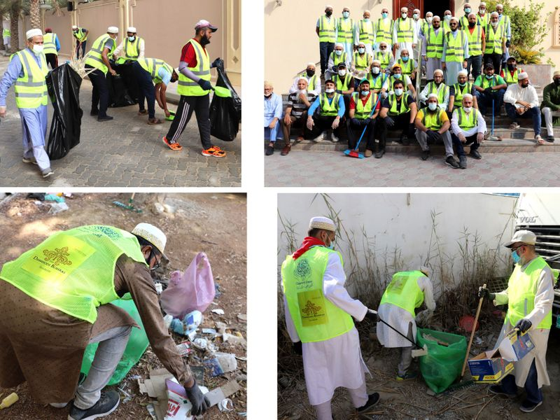 Bohra cleanup drive