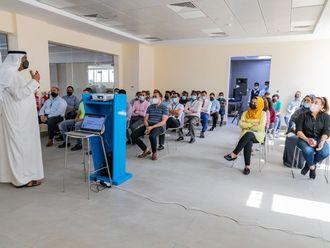 Dubai Police lecture