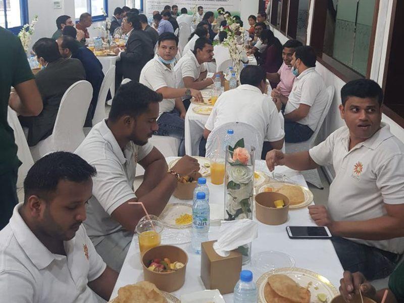 Indian workers RAK