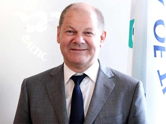 Olaf Scholtz