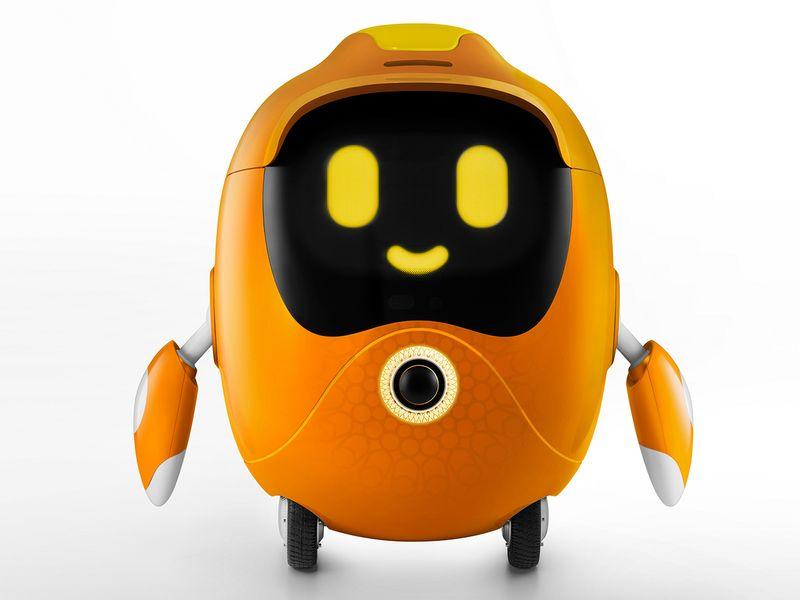 opti robot expo 2020