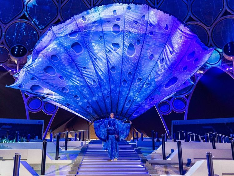 Expo 2020 Dubai: Watch the rehearsals for grand opening ceremony