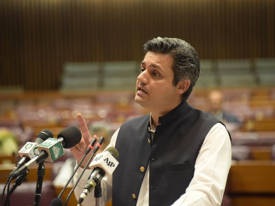 Hammad Azhar Pakistan Minister of Energy