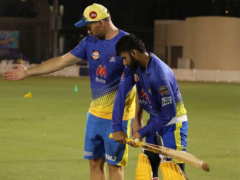 IPL teams go through final training in UAE
