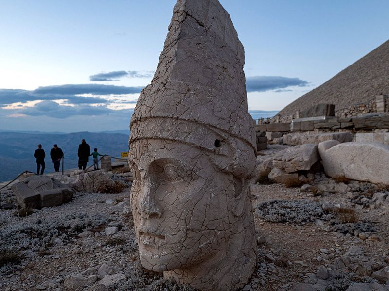 TURKEY-HERITAGE-ARCHAEOLOGY-TOURISM