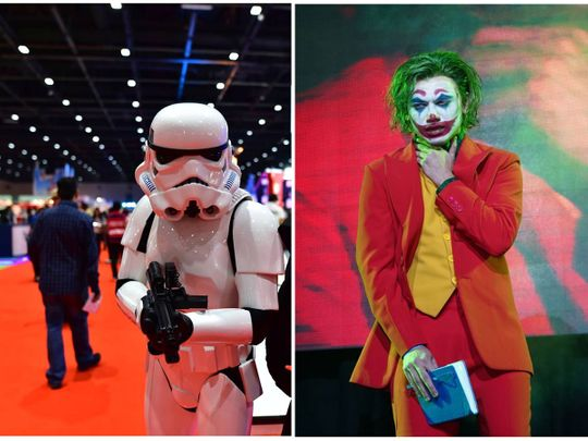 Middle East Comic Con