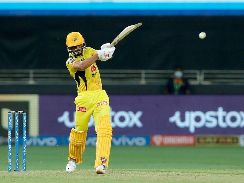 Ruturaj Gaikwad of Chennai Super Kings got them back on track against Mumbai in Dubai