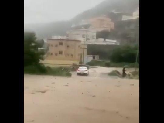 Saudi Floods