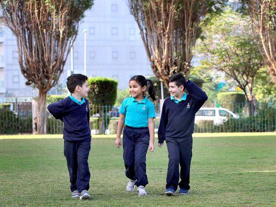 nibras international school students