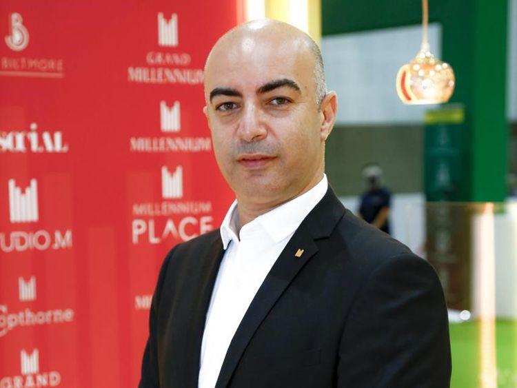 Bassam Bou Sleiman, General Manager of Millennium Place Mirdif Hotel