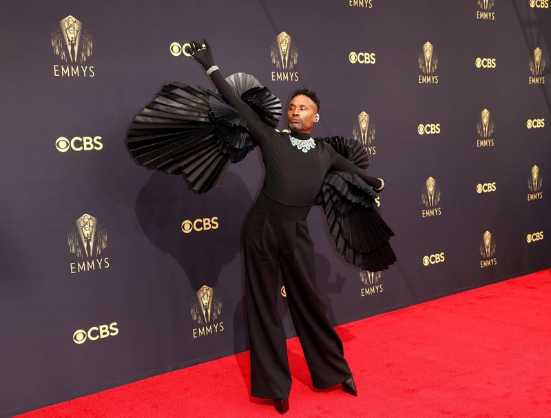 Billy Porter at the Emmys