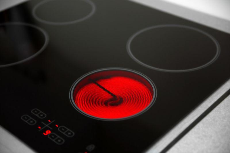 Electric cooktop