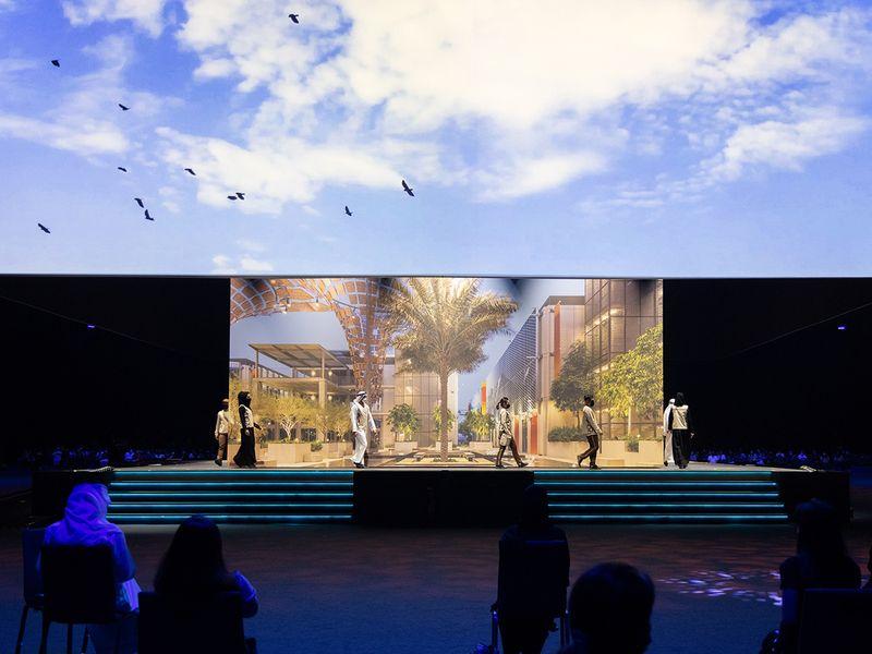 Expo 2020 Orientation Experience_Performance