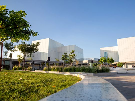 Gulf News The Kurator Dubai Jameel Art Centre