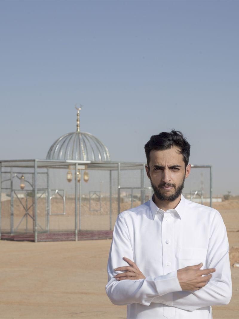 Gulf News The Kurator Jameel Prize Ajlan Gharem