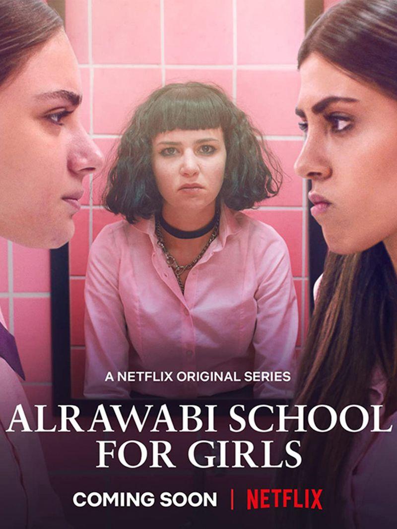 Gulf News The Kurator Netflix Al Rawabi School for girls