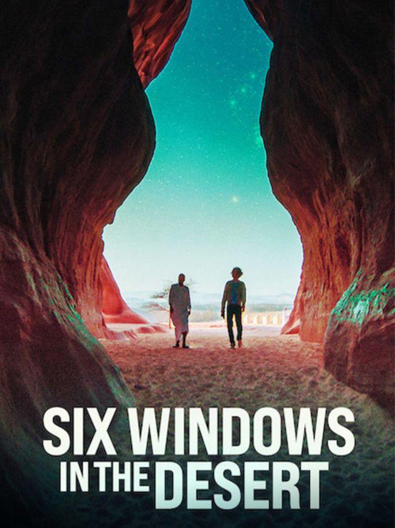 Gulf News The Kurator Netflix Six windows on the desert