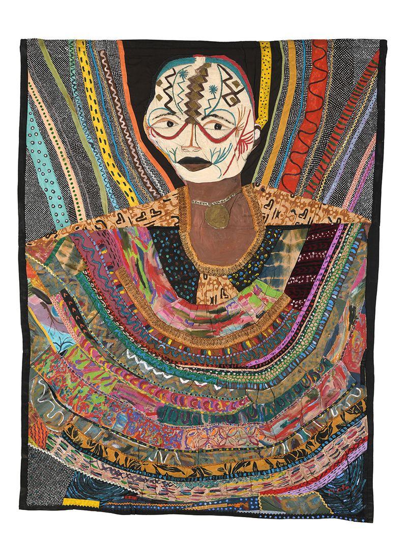 Gulf News The Kurator Pacita Abad Painting