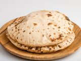 Making phulka rotis or puffed rotis on electric and induction cooktop