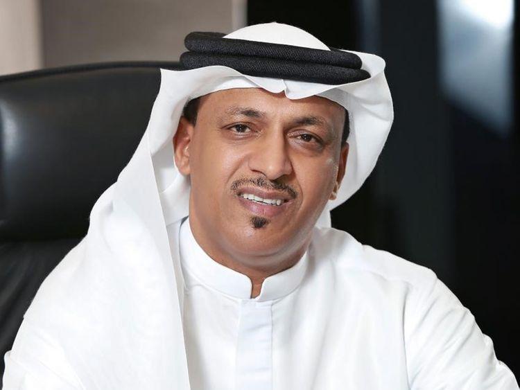 Obaid Mohammed Al Salami, General Manager of DIR