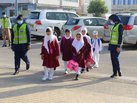 Oman school