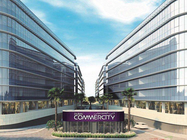 STOCK Dubai CommerCity