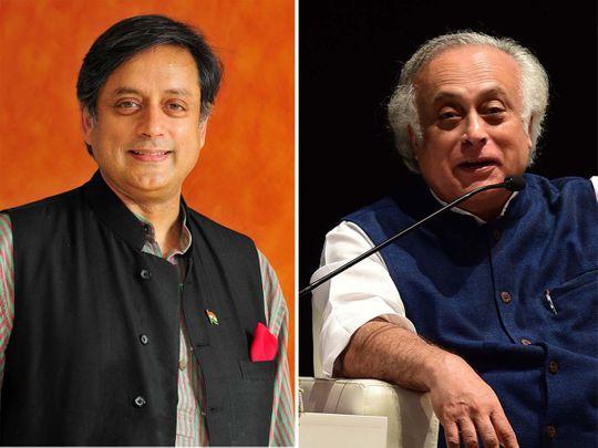 Shashi Tharoor.and Jairam 1-1632136059491