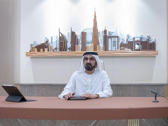 Sheikh Mohammed reading challenge 2021