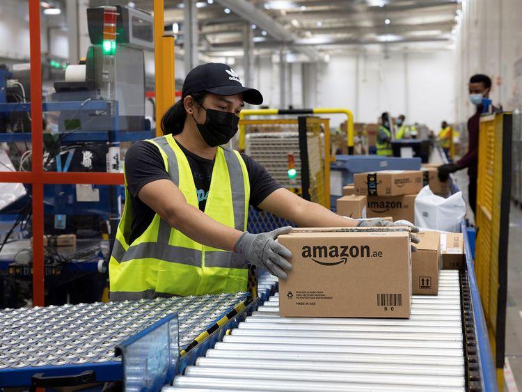 Stock - Amazon UAE