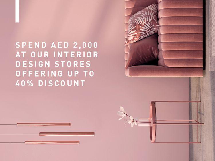 Stock Dubai Design District