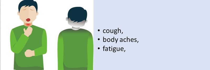 What are the most common COVID-19 symptoms?