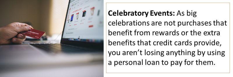 credit card or loan