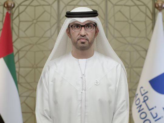 Dr Sultan Al Jaber