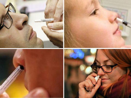 Nasal vaccine