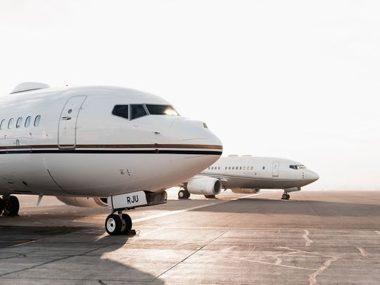 Stock - Royal Jet