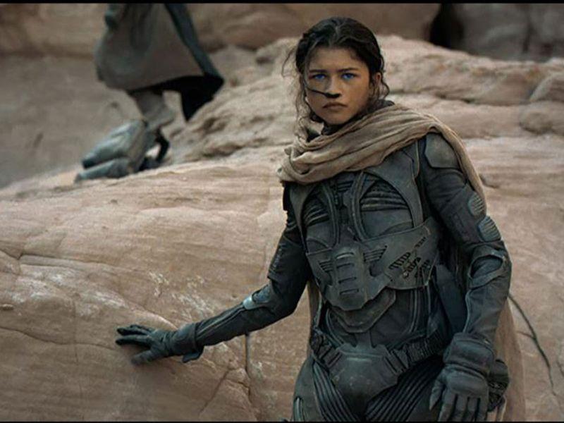 Zendaya in 'Dune'