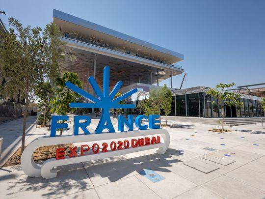 France Pavilion