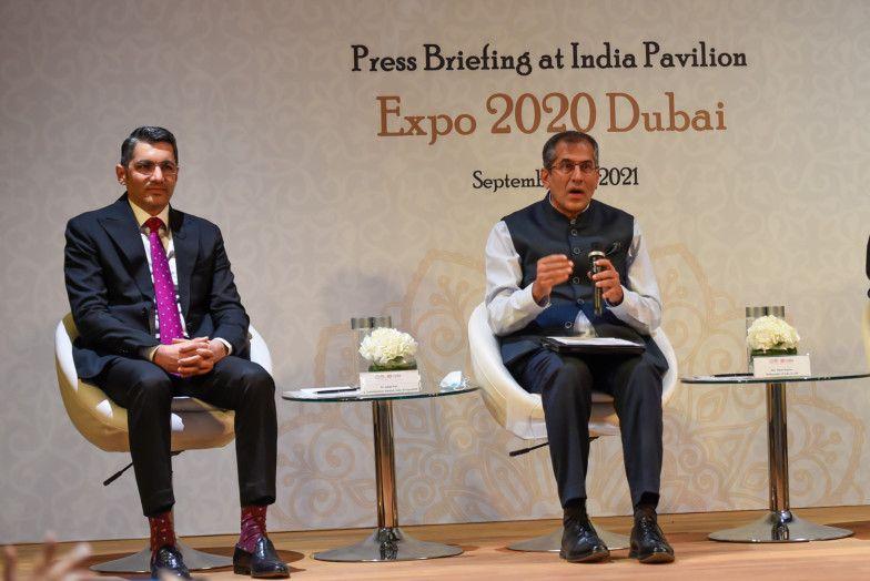 NAT 210922 INDIA EXPO 2020 VSAKLANI-25-1632332739747