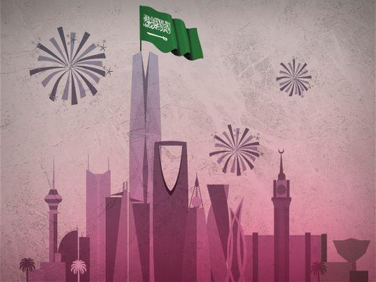 Saudi National Day Opinion