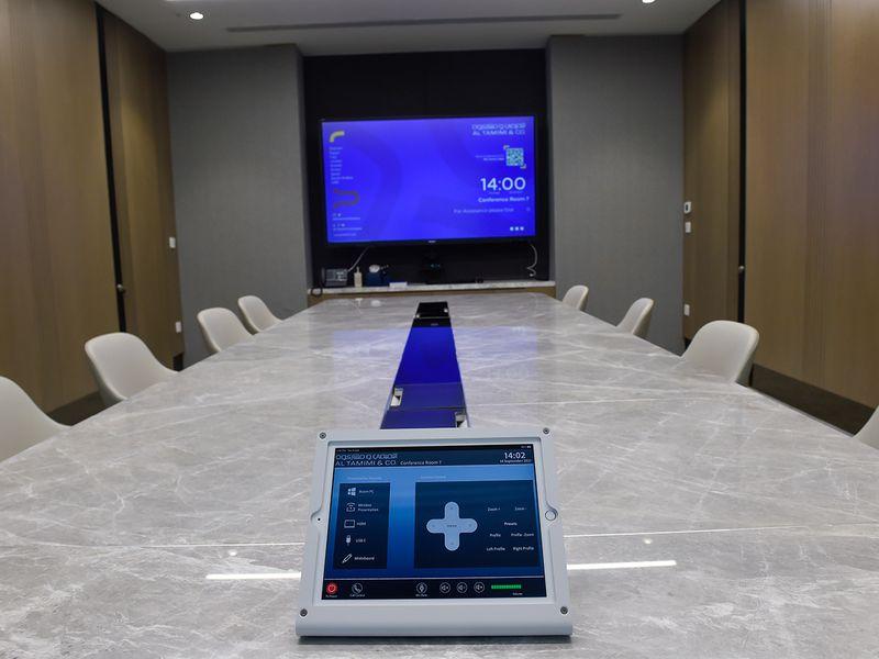 Stock - Al Tamimi office